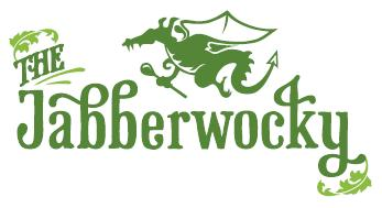 The Jabberwocky logo in green