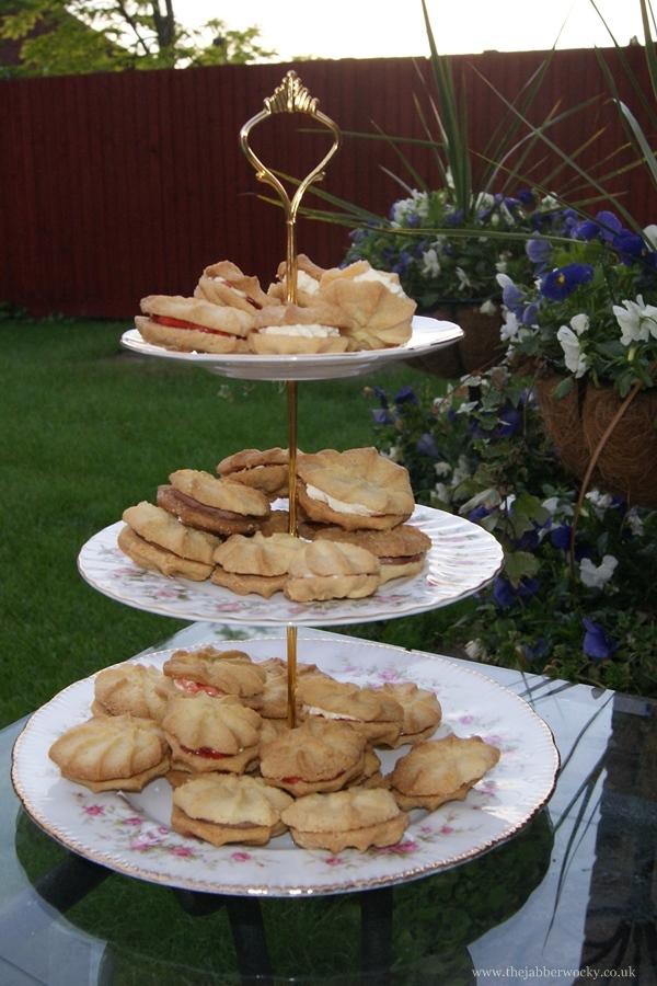 Viennese Whirls Cake Recipe