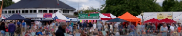 Street food businesses at Stratford River Festival