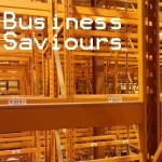 warehouse racking as business imagiery