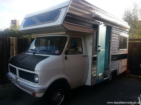 The New Old Food Van