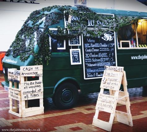 Street Food survival made simple