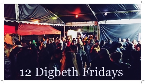 12 Digbeth Fridays