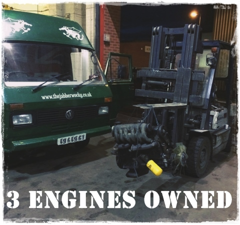 3 Engines Owned
