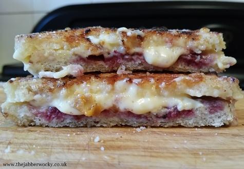 crème brûlée toastie