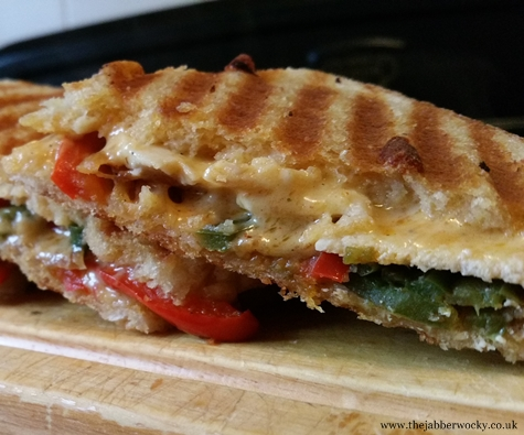 Quesadilla Toasties