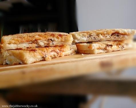 Sardine Toasties