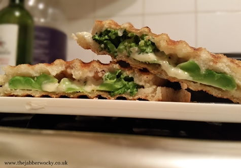 Stilton Toasties