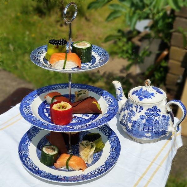 Sushi Afternoon Tea