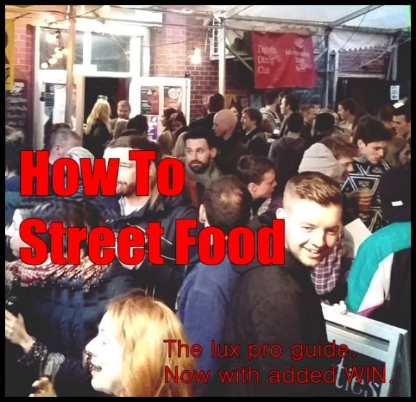 how to street food