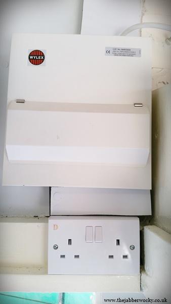 Bedford fuse box