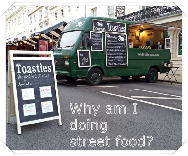 why do street food?