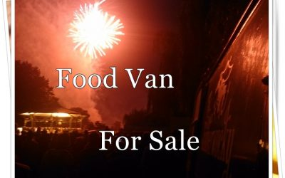 Street Food Van for Sale