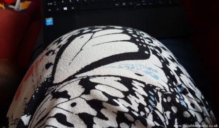 pregnant bump