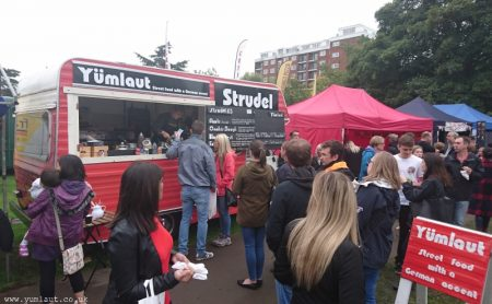 strudel van at leam food fest