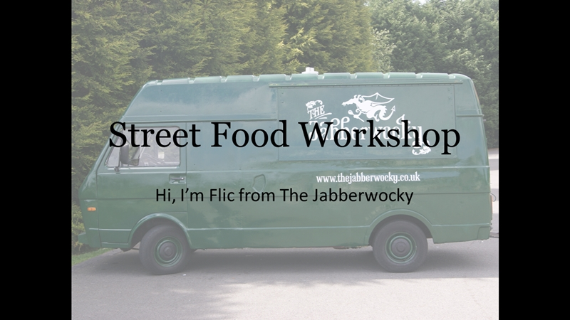 Talking About Street Food