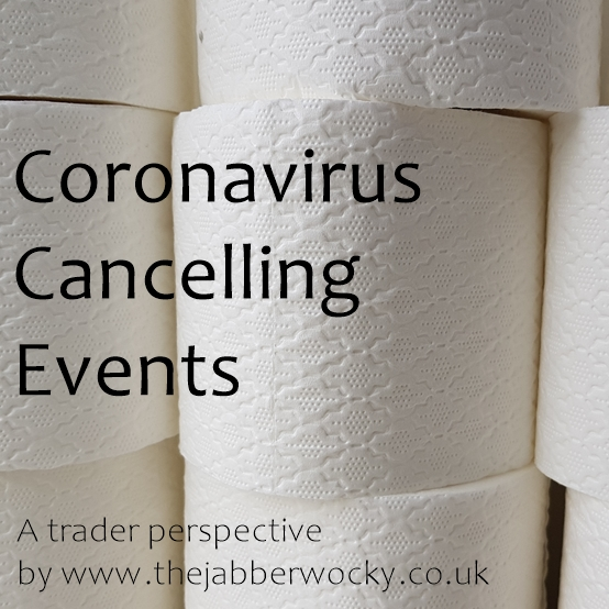 Coronavirus Cancelling Events
