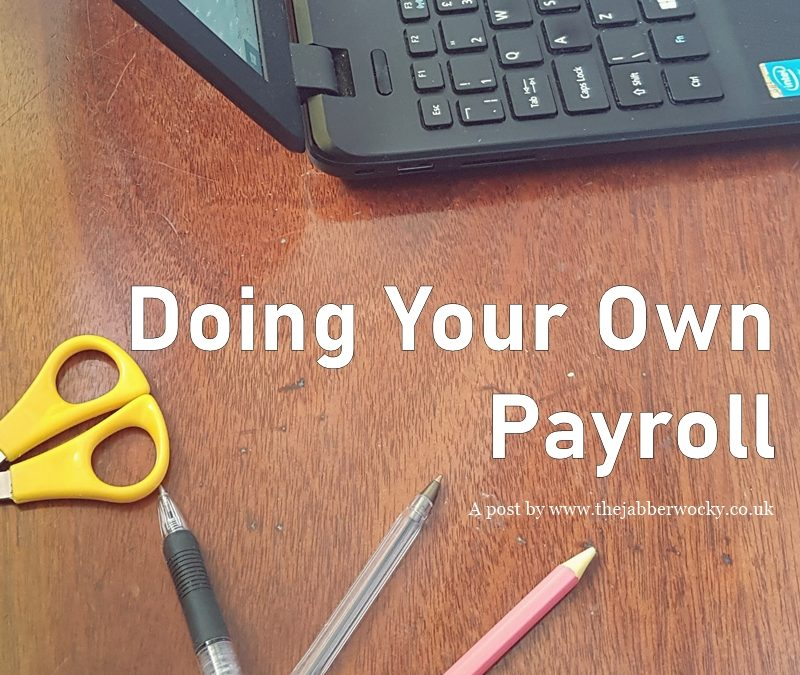 Doing Your Own Payroll