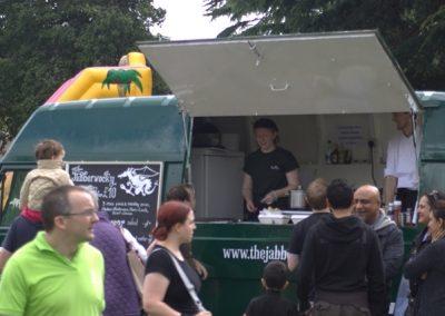 The Beast at Leamington Food Festival