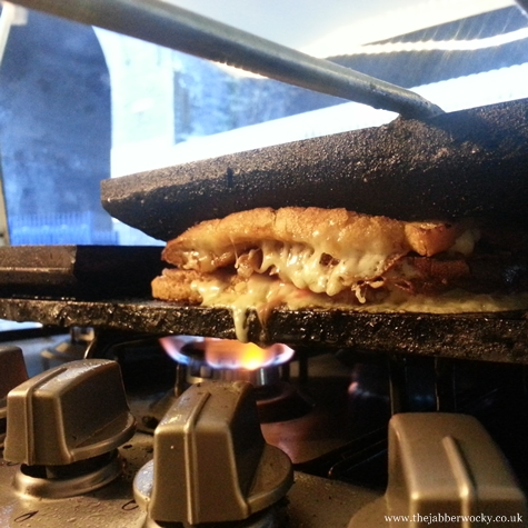 The Best Way to Make A Toastie