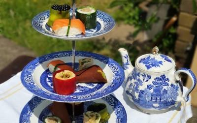 Sushi Afternoon Tea
