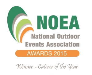 NOEA Caterer of the Year 2015
