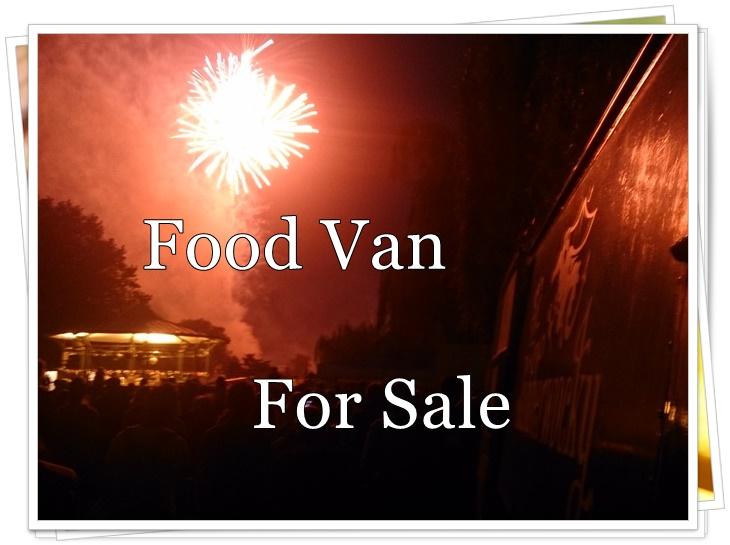 Street Food Van for Sale